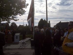 the liberation memorial