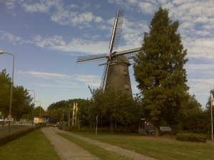 the windmill at weert
