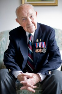 George Lemon, 88, will return to France, Germany, Belgium and Holland later this year