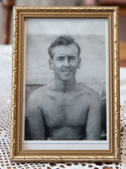 Picture of World War Two naval veteran