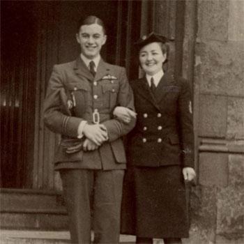 George and Wendy Hogarth
